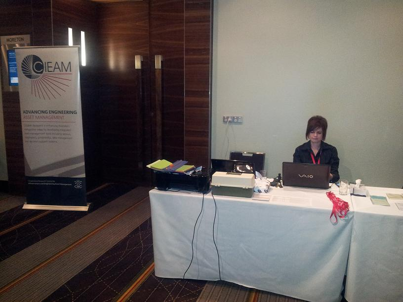 CIEAM 2012 at the Hilton Brisbane